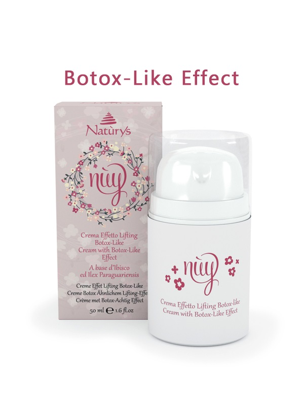 BEMA NUY Cream with Botox-Like Effect
