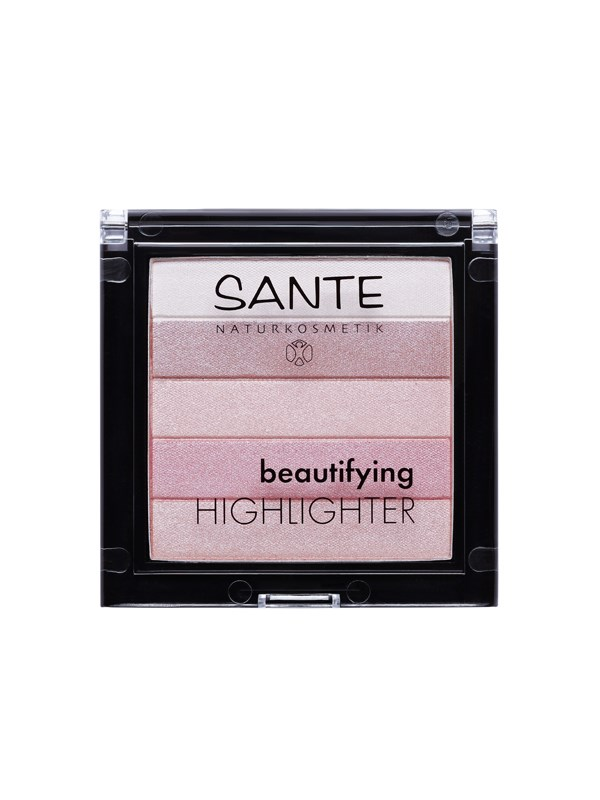 SANTE Beautifying Highlighter 02 Rose 7gr
